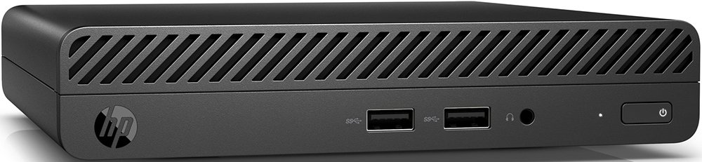 HP 260 G3 Mini 2,7GHz/4Gb/256GbSSD/DOS Black