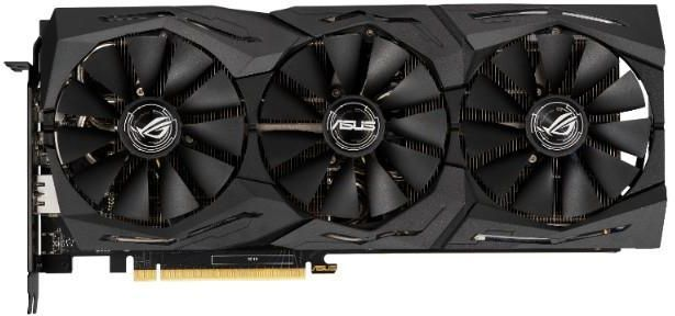 Видеокарта Asus GeForce RTX 2060 ROG Strix Gaming 6Gb