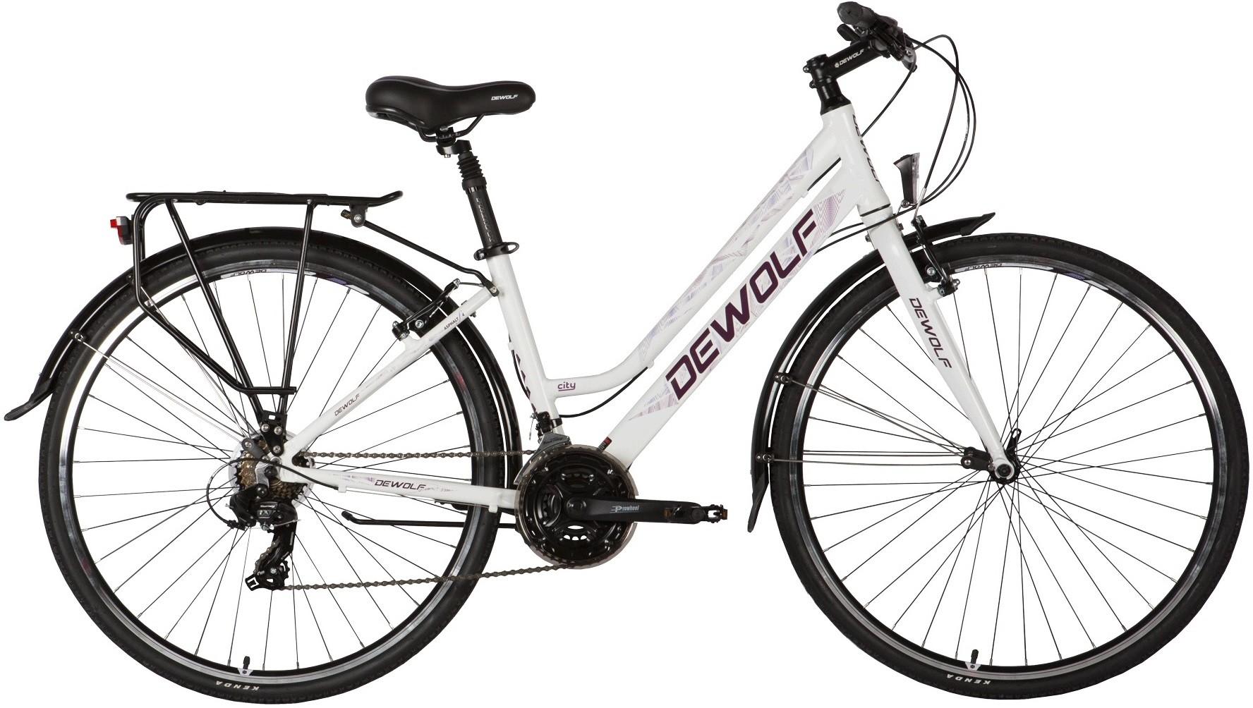 """Велосипед Dewolf Asphalt F4 белый 28"""""""