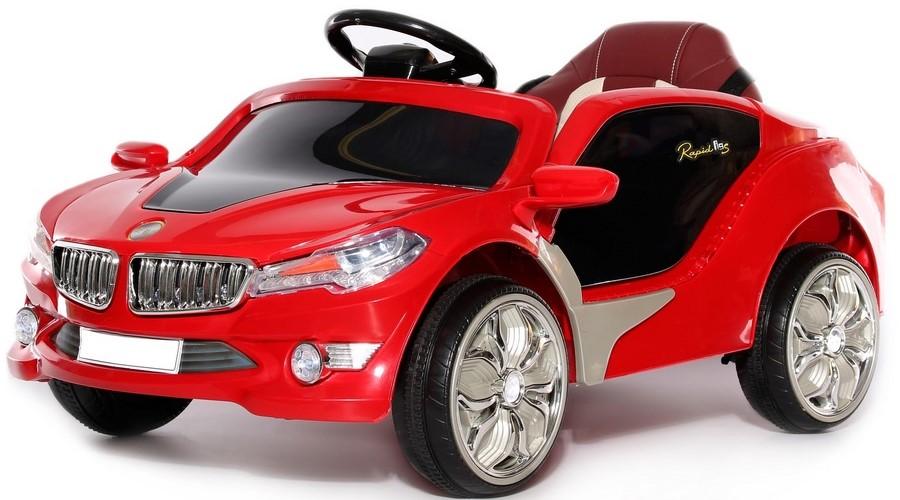 Электромобиль RiverToys BMW O002OO VIP Red