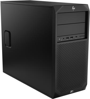 Компьютер HP Z2 G4 TWR 3,2GHz/8Gb/256GbSSD/W10 Black