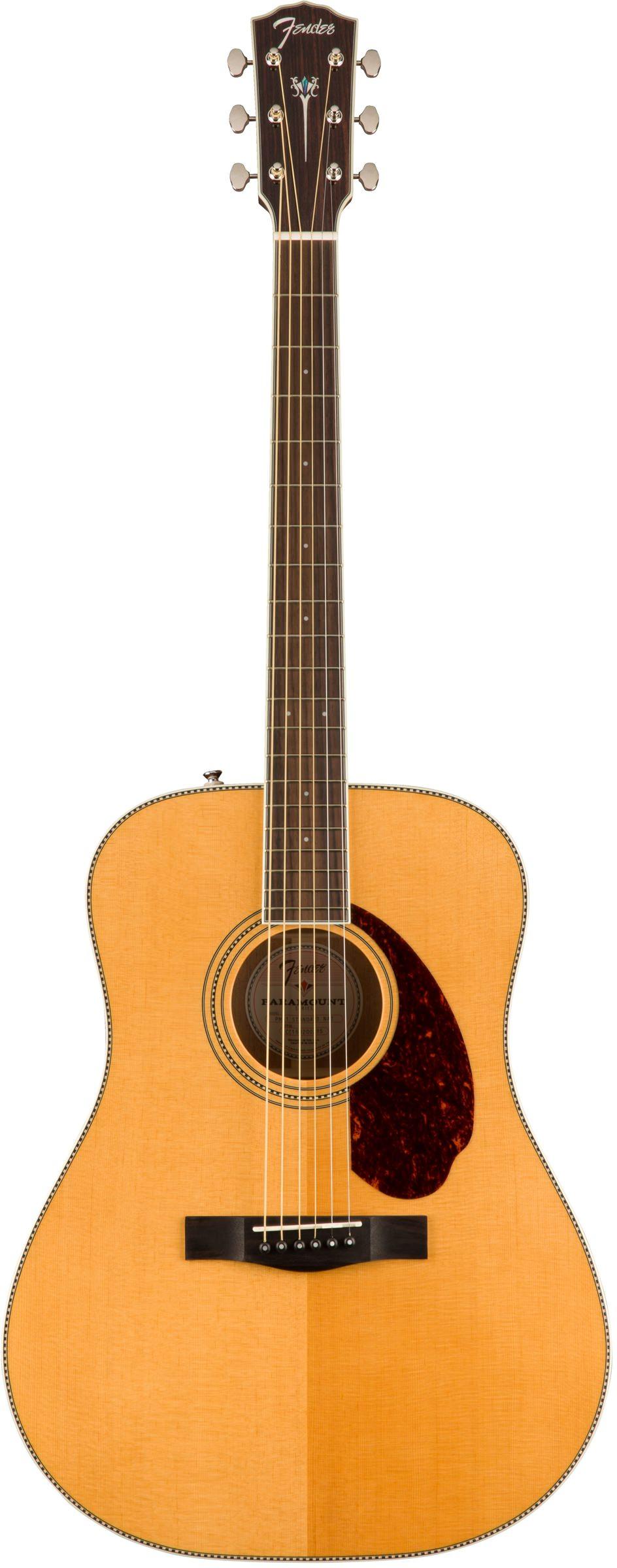 Акустическая гитара Fender PM-1E Dread …