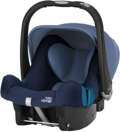 Автокресло Britax Roemer Baby-Safe Plus SHR II Moonlight Blue (0-13 кг)