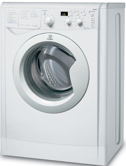 Стиральная машина Indesit IWUD 4105 CIS