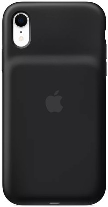 Чехол-аккумулятор Apple iPhone XR Smart Battery Case 1369 mAh Black
