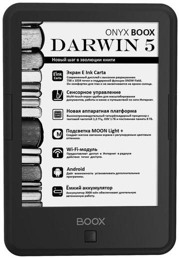 "Электронная книга Onyx Boox Darwin 5 6""…"