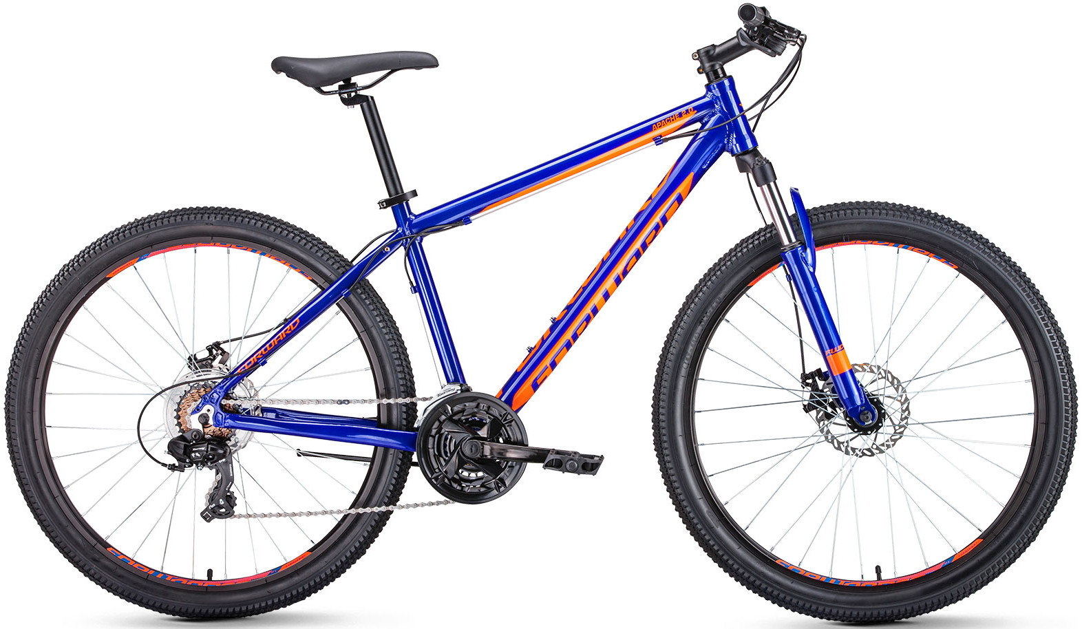Велосипед Forward Apache 27.5 2.0 Disc …