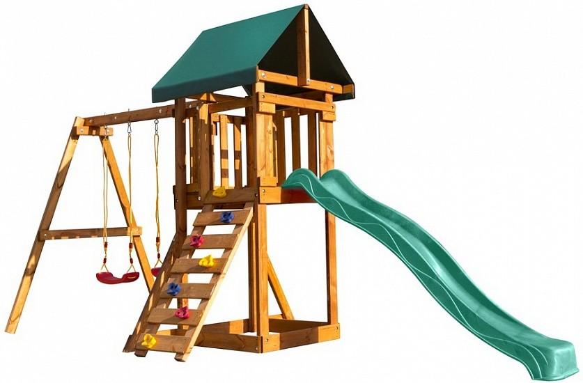 Игровая площадка Babygarden (со скалола…