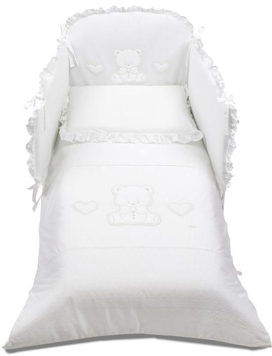 Постельное белье Italbaby Amore белый