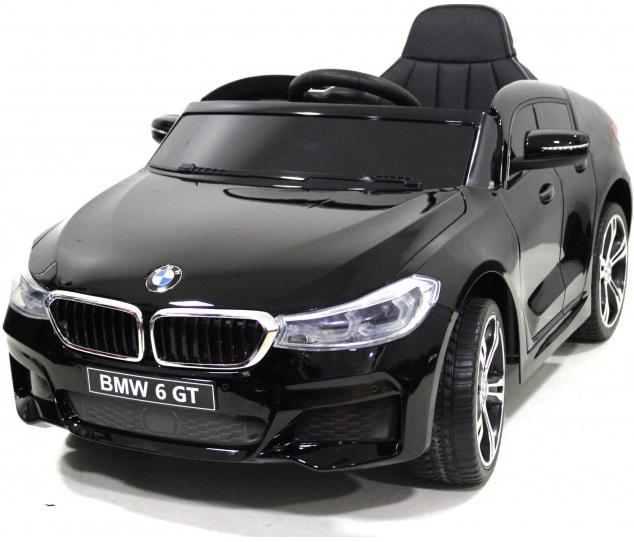 Электромобиль RiverToys BMW 6 GT JJ2164…
