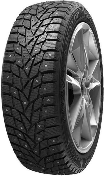 Комплект шин Dunlop Grandtrek ICE02 235/60 R18 107T (З(Ш))
