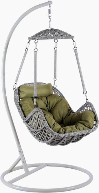 Кресло Афина-Мебель AFM-640A серый