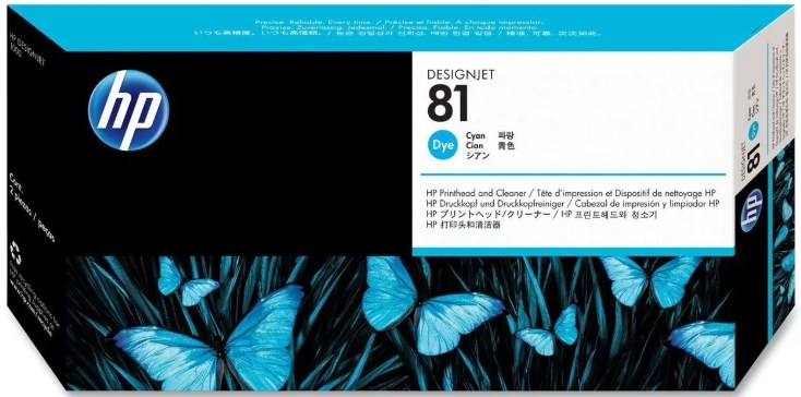 Картридж HP C4954A Cyan
