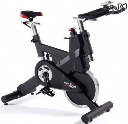 Велотренажер Sole Fitness SB900 Black