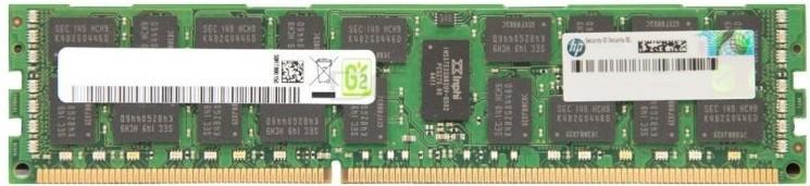 Память HP DIMM  DDR4 1x16Gb 2400MHz