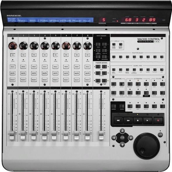 Контроллер Mackie MCU Pro Control Universal Pro