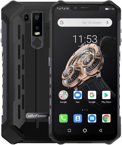 Смартфон Ulefone Armor 6S LTE 6Gb 128Gb Gray