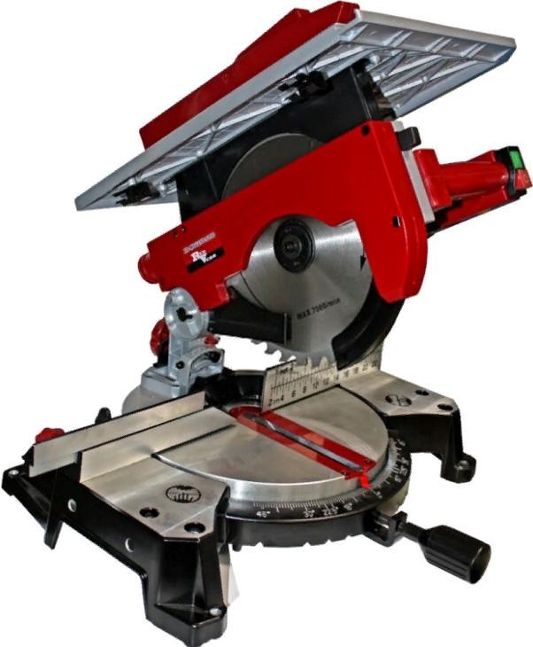 Торцовочная пила Redverg RD-MSU255-1200
