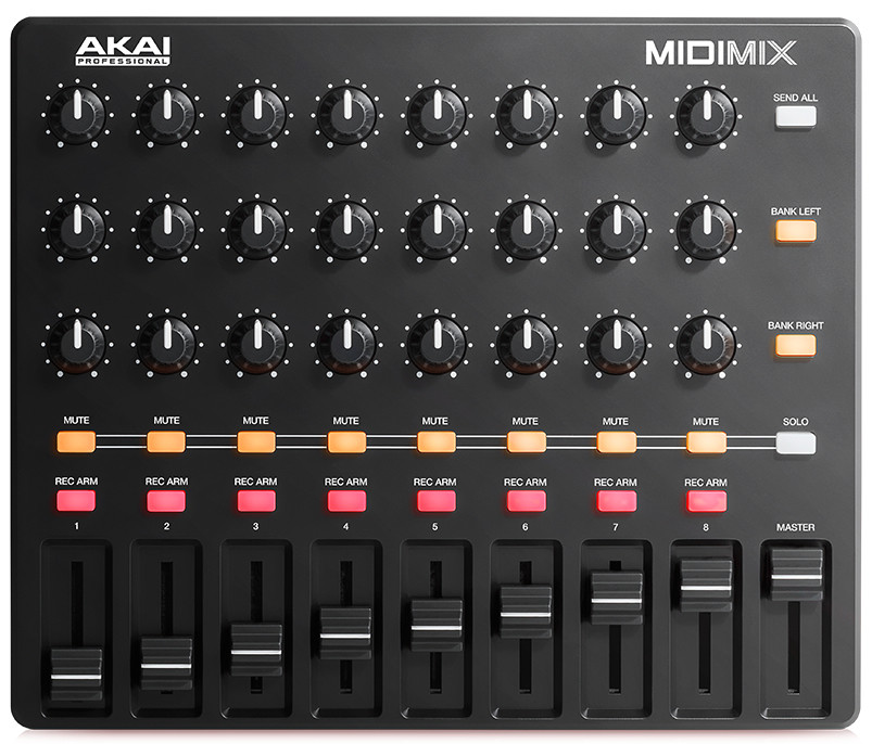 Dj-контроллер Akai Midimix