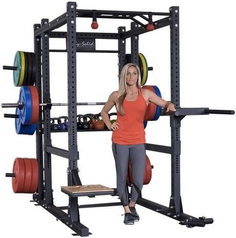Силовая рама Body-Solid SPR1000 Комплек…