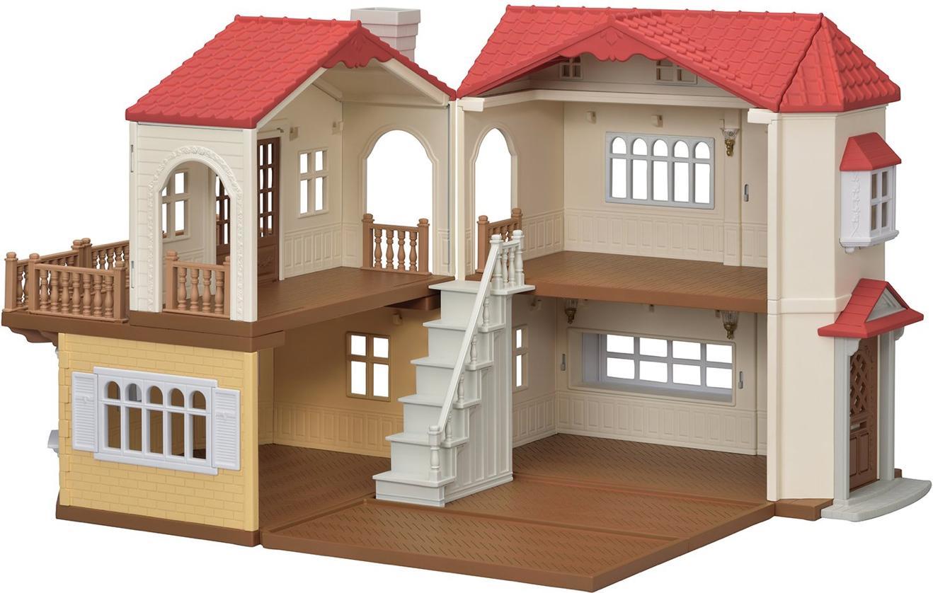 Кукольный домик Playmobil Dollhouse Большой особняк