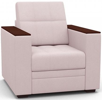 Кресло-кровать Цвет Диванов Атланта Next розовый 108x90x94 см