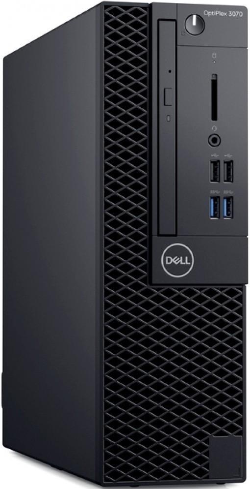 Компьютер Dell OptiPlex 3070 3,6GHz/8Gb/256GbSSD/Linux Black