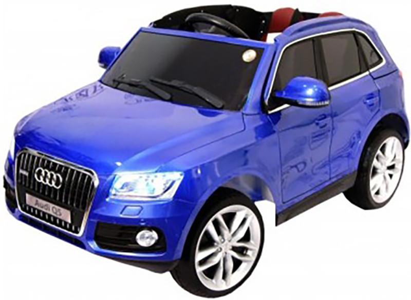 Электромобиль RiverToys Audi Q5 Blue