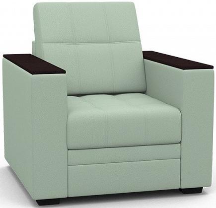 Кресло-кровать Цвет Диванов Атланта Next ментоловый 108x90x94 см