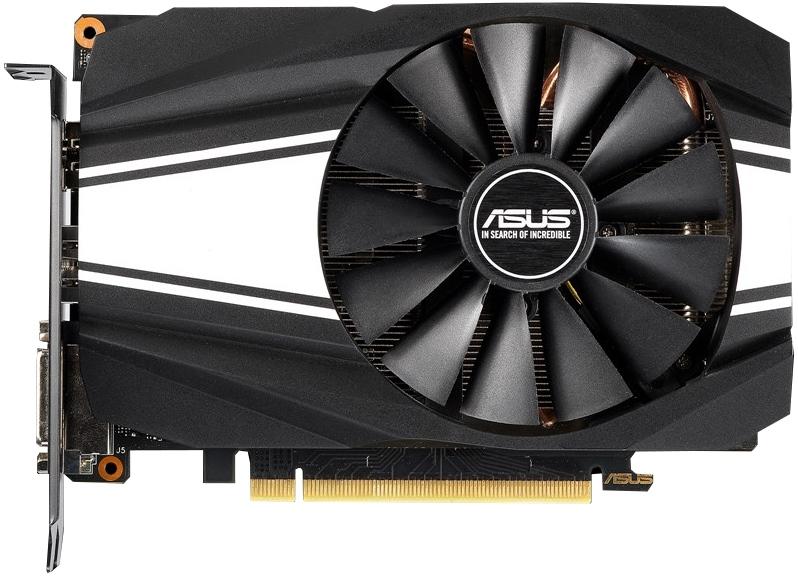 Видеокарта Asus Phoenix GeForce GTX 1650 Super 4Gb