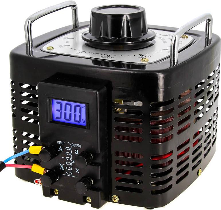 Автотрансформатор Suntek 7000ВА 0-300 Вольт (28А)