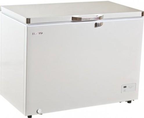 Морозильник Bravo XF-232ADGr