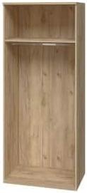 Интердизайн Тоскано Светло-коричневый / Светло-коричневый  2209x918x599 см