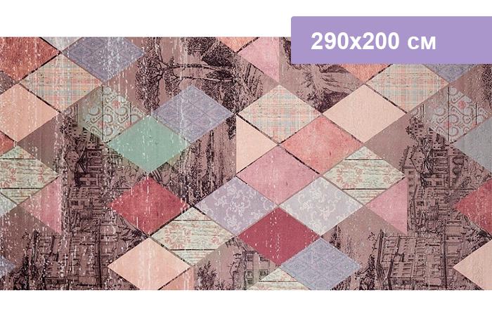 Ковер Цвет Диванов Maro Incanto коралловый 230x160 см