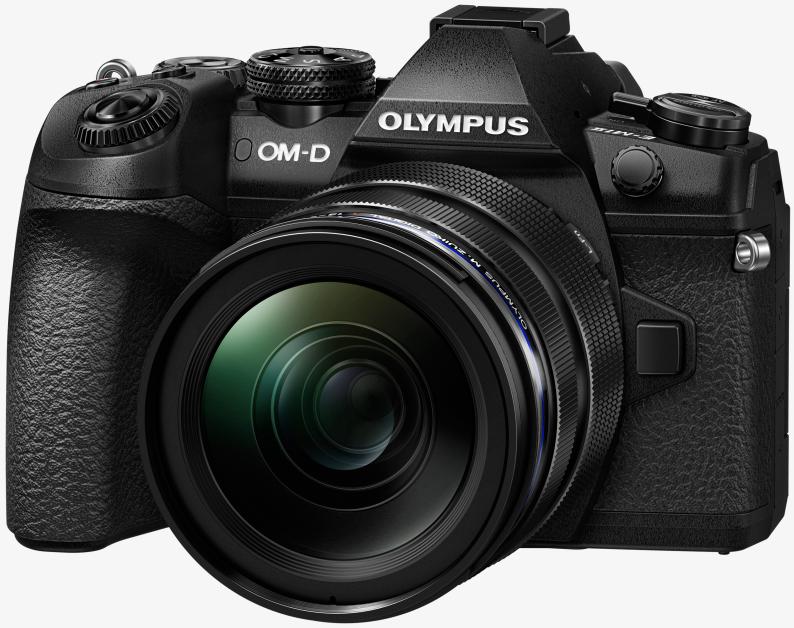 Фотоаппарат Olympus OM-D E-M1 Mark II Kit 12-40mm f/2.8 Pro Black