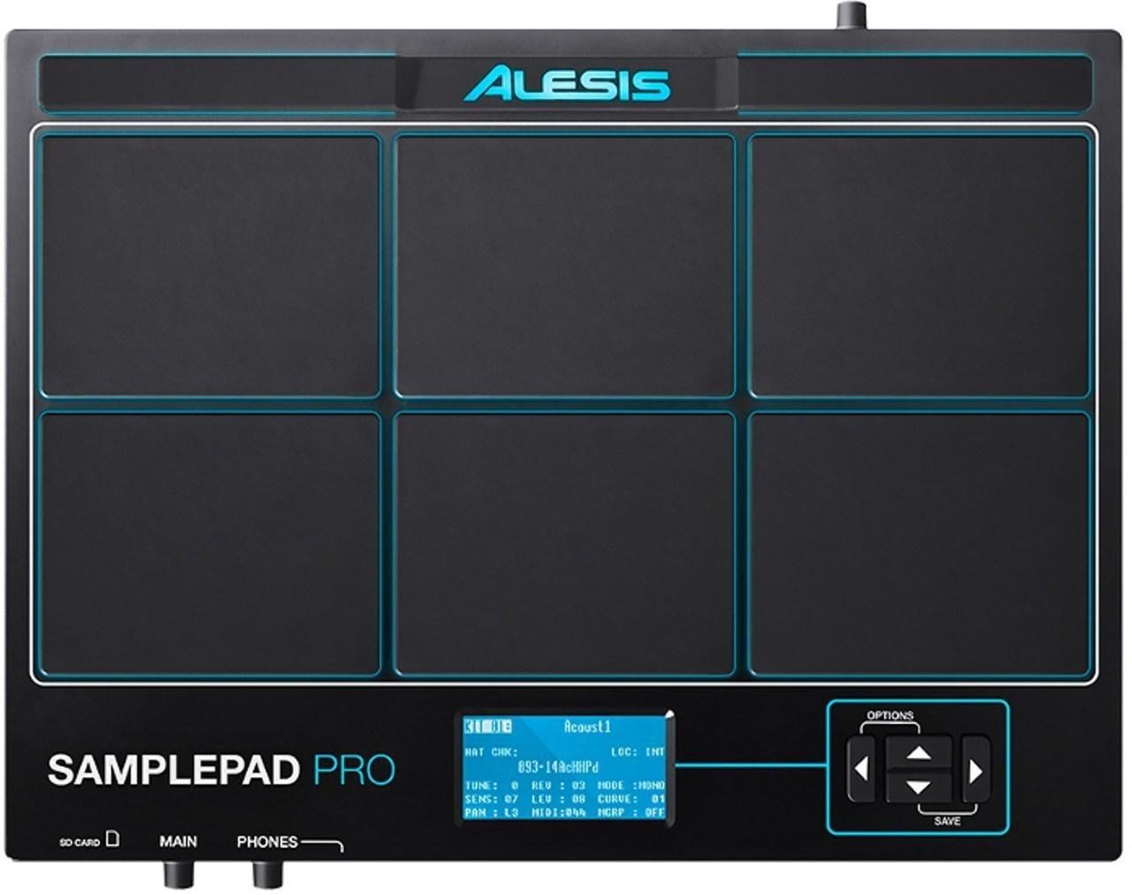 MIDI-контроллер Alesis Samplepad Pro