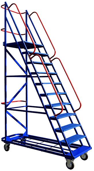 Лестница Rusklad ЛС 10 160 (с набором к…