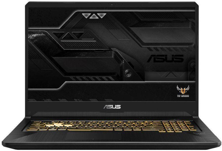 "Ноутбук Asus TUF Gaming FX705DT-H7189 17,3""/2,1GHz/16Gb/1Tb/256GbSSD/GTX1650/DOS Grey"