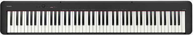 Пианино Casio CDP-S100BK