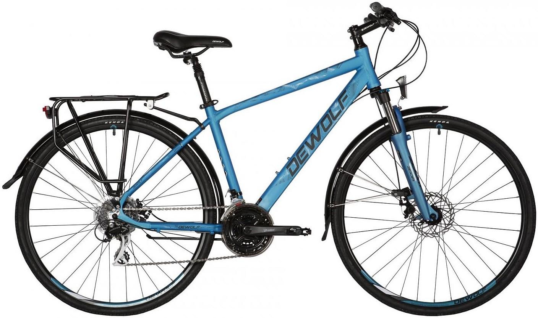 """Велосипед Dewolf Asphalt 3 светло-синий 28"""""""
