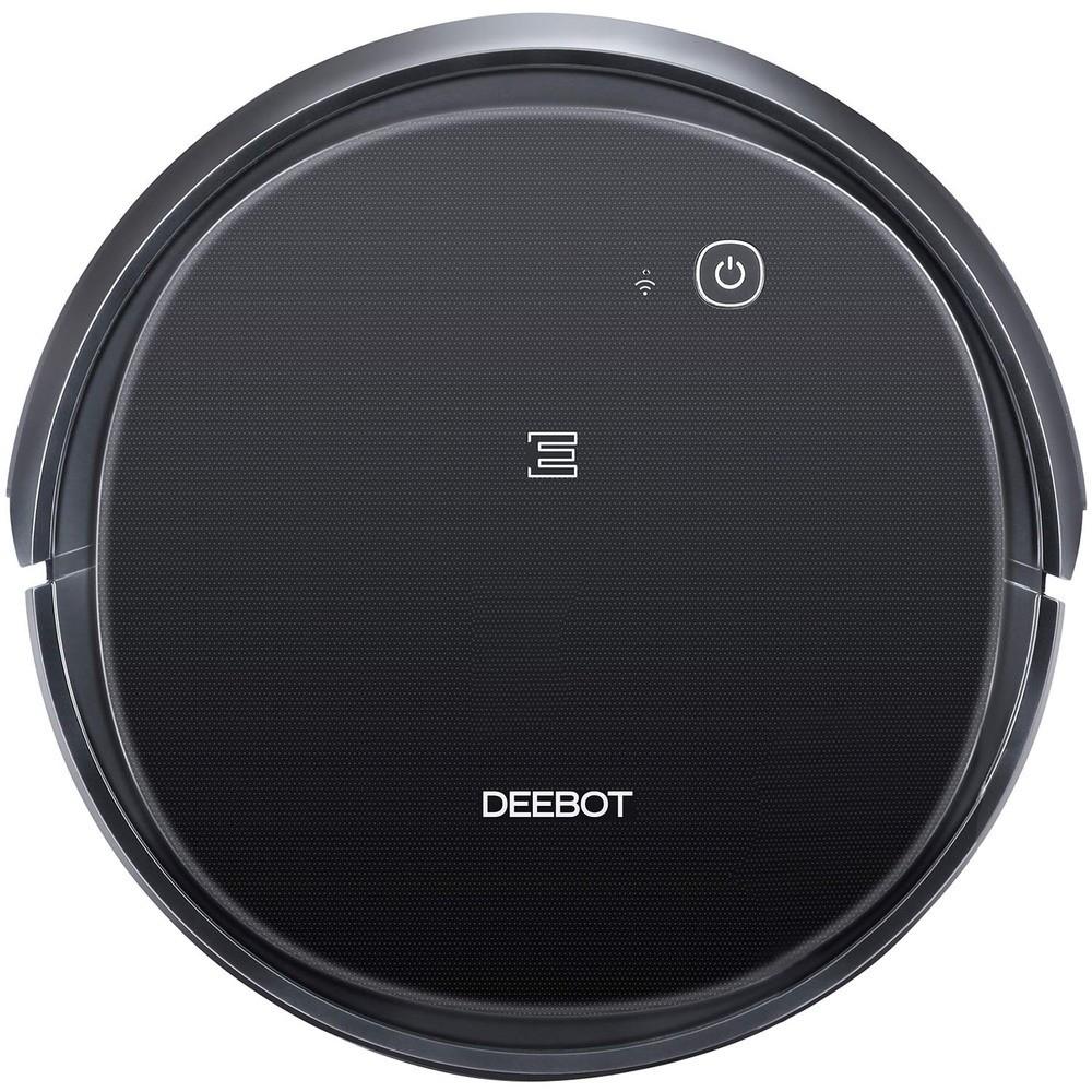 Робот-пылесос Ecovacs Deebot D500 Black