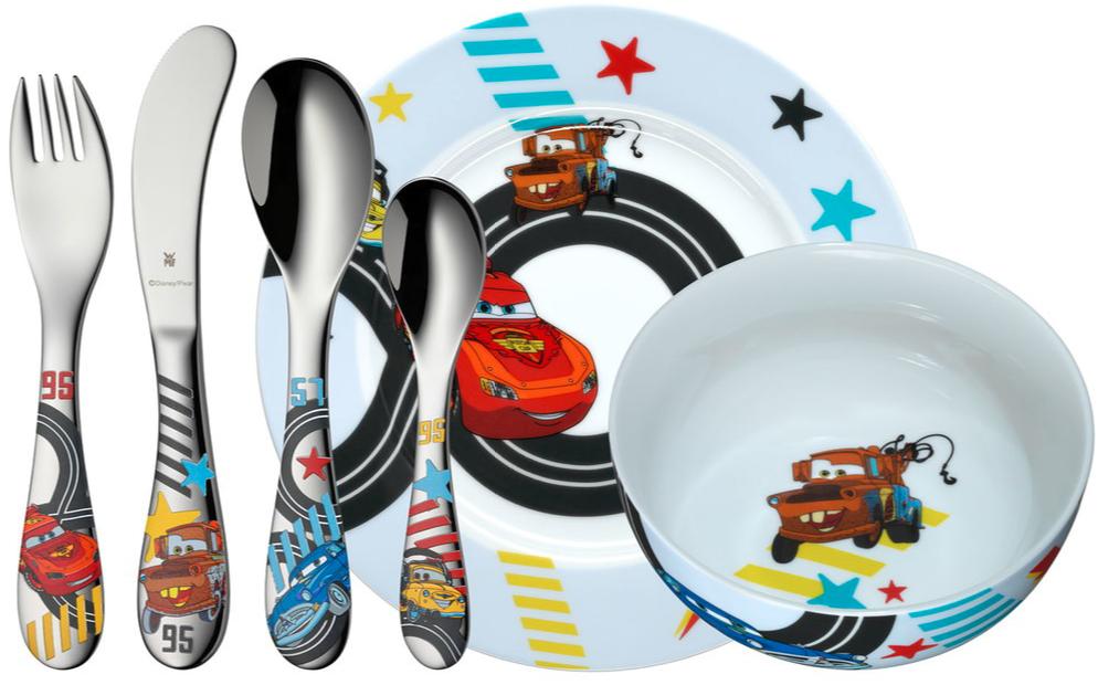 Набор посуды WMF Cars 2 1286019964 (6 предметов)
