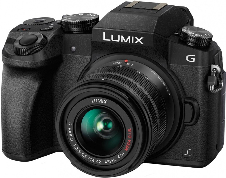 Фотоаппарат Panasonic Lumix DMC-G7 Kit …