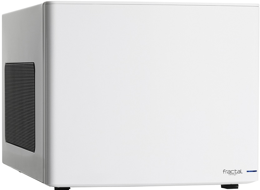 Корпус для компьютера Fractal Design Node 304 Mini-ITX White