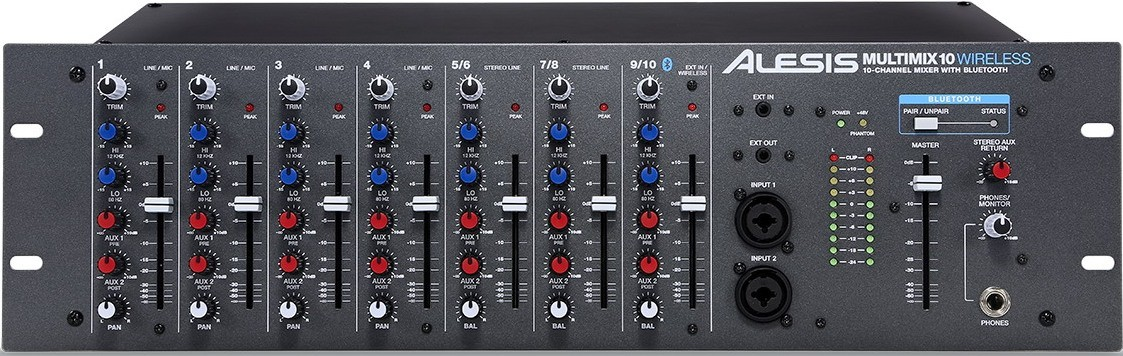 Микшерный пульт Alesis Multimix 10 Wire…