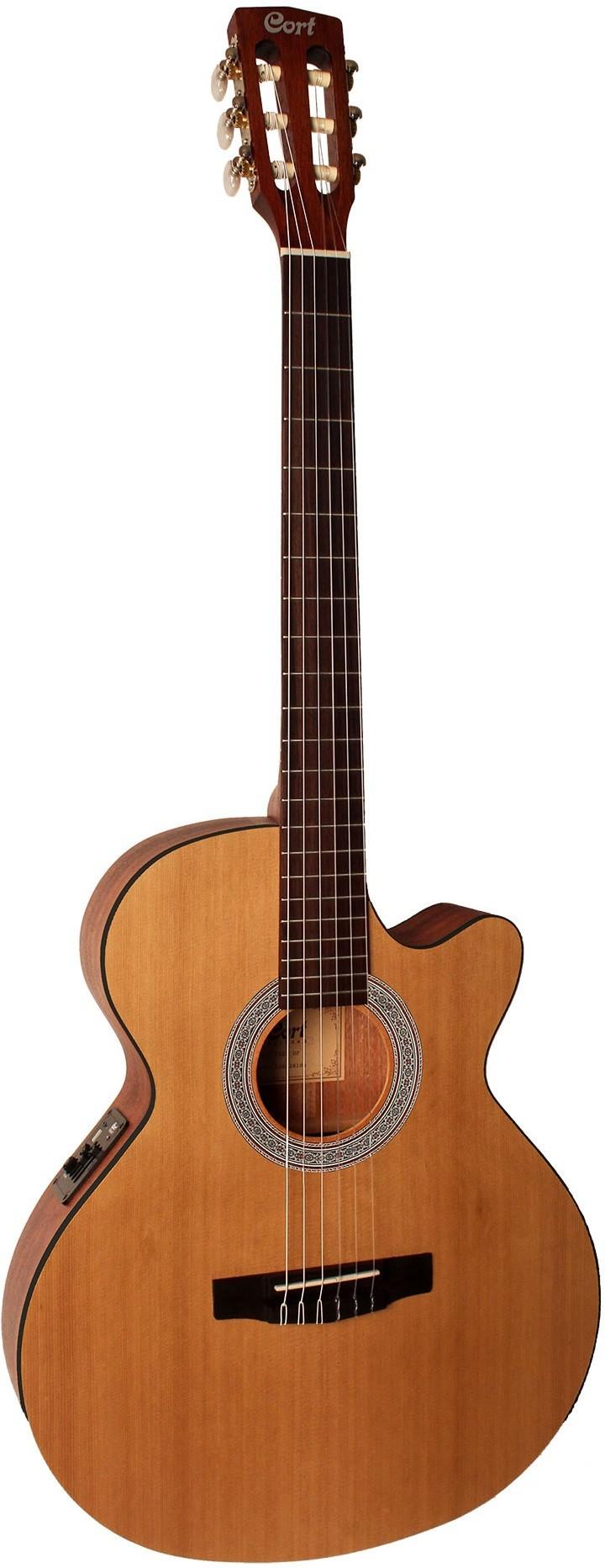Акустическая гитара Cort CEC1-NAT Class…