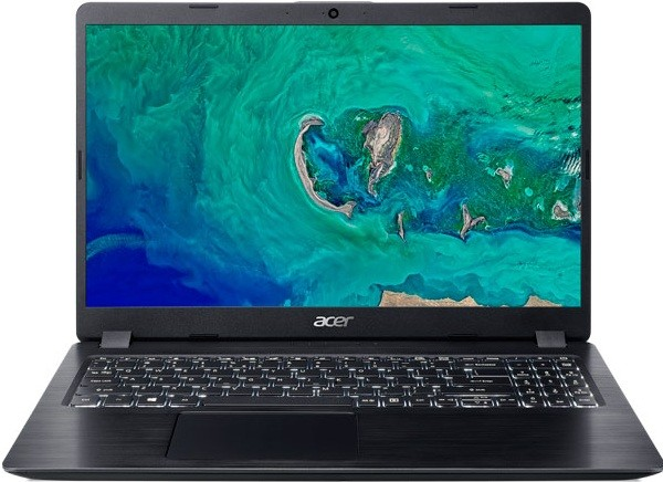 "Ноутбук ACER Aspire A515-52G-38WY 15,6""/2,1GHz/4Gb/500Gb/GeForce MX130/W10 Black"
