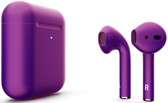 Наушники Apple AirPods 2 2019 Matte Lil…