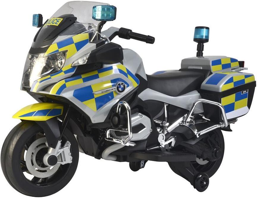 Мотобайк Barty BMW R1200RT-P Police Blu…
