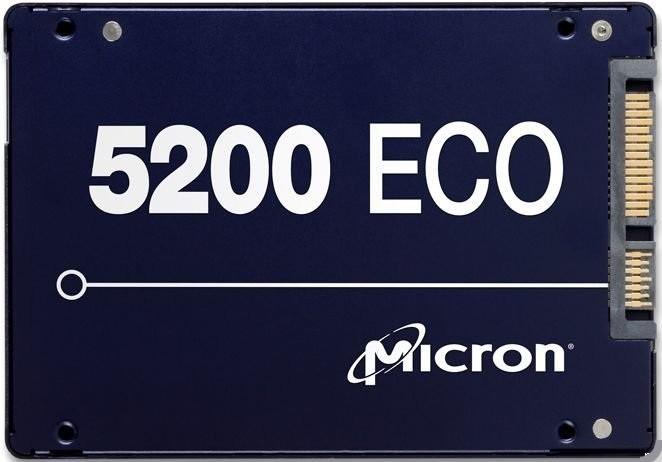 """Твердотельный накопитель Crucial Micron 5200ECO 1.92Tb/SSD/2.5"""""""